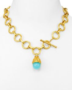 Julie Vos Lafayette Necklace, 18"