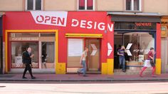 Open Design Pop Up Store Graz