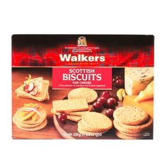 Walkers Scottish Shortbread for Cheese | RedMart