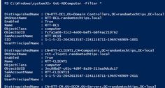 Sure - using PowerShell to get computer details from Active Directory has been done to death. However using MY method is quick and easy - but most of all - practical! So what makes my script just...