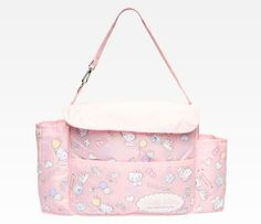 Hello Kitty Diaper Bag: Toys in Clothing Baby & Toddler at Sanrio Hello Kitty Diaper Bag, Hello Kitty Baby Shower, Mom And Baby, Baby Kids, Baby Unicorn, Everything Baby, Toddler Gifts, Cool Items, Baby Gear