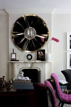 Luxurious furniture is so amazing when it's purple | http://www.bocadolobo.com/en/index.php | #homedecor #inspiringfurniture