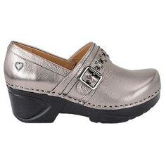 172dd79085 Nurse Mates Women's Chelsea Clog Shoes in Anthracite Clogs Shoes, Sock  Shoes, Shoe Boots