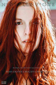 merna-el-mohasel-nora-wintertagtraum-covergirl-februar-2017 Covergirl, Redheads, Graz, Red Heads, Cover Girl, Ginger Hair, Red Hair
