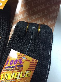 100 Human Hair Micro Braid On Track Weft 20 Inches Long 100g