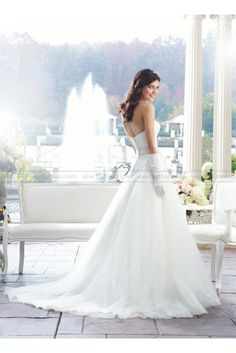 Sincerity Bridal Wedding Dresses Style 3761