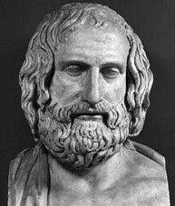 Anaxágoras de Clazomene fue un filósofo presocrático que introdujo la noción de nous (mente o pensamiento) como elemento fundamental de su concepción física. Nació en Clazómenas (en la actual Turquía) y se trasladó a Atenas debido a la destrucción y reubicación de Clazómenes tras el fracaso de la revuelta jónica contra el dominio de Persia. Fue el primer pensador extranjero en establecerse en Atenas.
