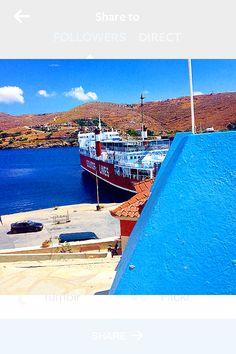 Kea's port