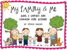 Family and Me - 78 pages - Talking about families is one of many ways to get to know your students more. They will be given a chance to talk about their family and other families. Through this unit, students will understand that each family is unique and special. Separate pages with Old English words were made available for English, Australian, etc. teachers.