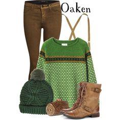 Oaken from Disney's Frozen