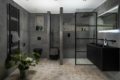 Trendy complete badkamer Loft ✅ Gratis ontwerp ✅ Vakkundige montageservice ✅ 5 jaar garantie ✅ Premium dealer A-merken. Bad Inspiration, Bathroom Inspiration, Interior Inspiration, Happy New Home, Paint Your House, Complete Bathrooms, Bathroom Interior Design, My New Room, Interiores Design