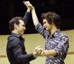 Andrew Scott & Ben Whishaw
