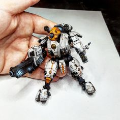 Titan Mini's Ghostkeel