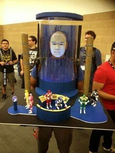 The Best Power Rangers Cosplay Ever - Imgur