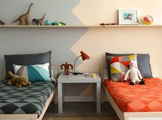 Color Of The Month, July 2015: Bellini. Kids BedroomColor ...