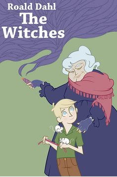 006 The Witches Book Cover. This is one of the many book