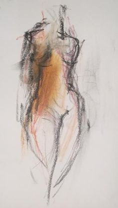 Fine Art, Figure Paintings in Oil and Mixed Media Painting People, Figure Painting, Figure Drawing, Painting & Drawing, Body Drawing, Life Drawing, Art Sketches, Art Drawings, Abstract Sketches