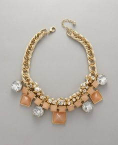Ugh, it kills me when I love a necklace this much and Ann Taylor no longer sells it x.x