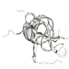 niishe – dancing HEART Dancing, Heart, Illustration, Design, Dance, Illustrations, Hearts