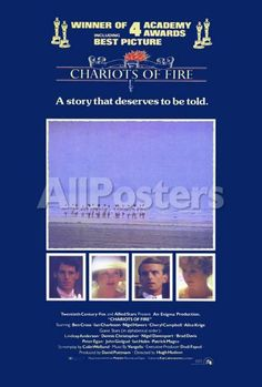 Chariots of Fire Movies Poster - 69 x 102 cm