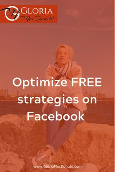 Are you pulling your hair out trying to figure out how to get any traction on Facebook?  Have you poured your hard-earned 💲💲💲money down the drain on insanely expensive ads with ZERO results?  I get it!  Been there. Done that.  Today…..  You'll learn EXACTLY what I'm doing to optimize FREE strategies on Facebook.