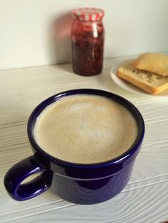 How to Make a Latte (Without a Fancy Espresso Machine!) | October June