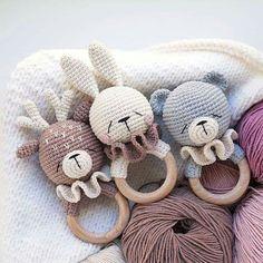 Most recent Cost-Free crochet amigurumi fox Style StricknittMK🌿Häkelanleitung (Maria Druzhinina. Crochet Baby Toys, Crochet Teddy, Cute Crochet, Baby Knitting, Crochet Rabbit, Crochet Bear Patterns, Amigurumi Patterns, Crochet Bunny Pattern, Crochet Ideas