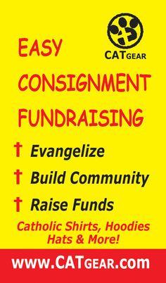 Community Building, Fundraising, Catholic, Hoodies, Clothing, Shirts, Outfits, Sweatshirts, Parka
