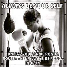 Posting kickboxing videos with bad form hahahaha does not make your fat bitch look like Rhonda. Instead she looks like a fat bitch with a bad instructor. Boxing Workout, Workout Humor, Muay Thai, Fitness Quotes, Fitness Motivation, Motivation Quotes, Rowdy Ronda, Ju Jitsu, Boxing Girl
