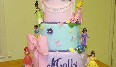 Disney Princess - CakeCentral.com