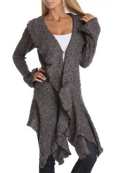 Winter Cardigan by bleu.