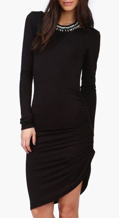Lust Dress - BLACK