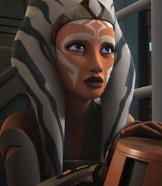 You got: Ahsoka Tano  You like to do what's right, but sometimes you think way too hard about it. You can't save everyone. When you're not feeling a crowd, sometimes it's best to just move on before your best friend turns into an asthmatic genocidal cyborg.