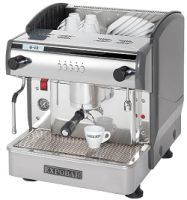 EXPOBAR 1 GROUP G10 TAKE AWAY-TRADITIONAL ESPRESSO COFFEE MACHINE Machine A Cafe Expresso, Espresso Coffee Machine, Coffee Maker, Coffee Shops, Food Trucks, Commercial Coffee Machines, Sandwich Bar, Cafetiere, Restaurant Bar