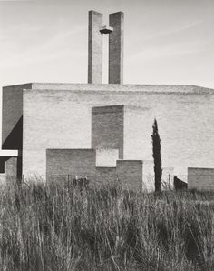 David Goldblatt, 'Dutch Reformed Church' Edenvale, from the book, 'South Africa: The Structure of Things Then', Transvaal, 28 December, 1983