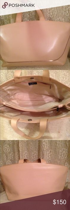 Furla Tote Purse Handbag orig. retail 1500+! Authentic Beautiful FURLA Tote! Furla Monogram inside 💥Classic Beautiful Designer FURLA bag, made in Italy! 💥very roomy, soft leather. Beautiful color for a Very Classy Lady with a great sense of style 💥Great Overnight, Office Tote, can fit ipads, More! see my other bags! Dior Gucci Burberry more! 💥sells for donations. ORIG 1500+! 💥last call Reduced tonight only. 💥 no trades Bags Totes