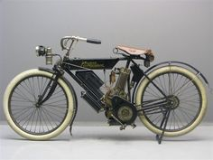 1908 Reading Standard Model A Motorcycle