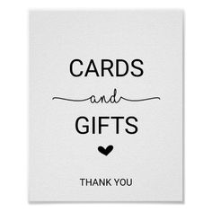 Love Hearts Cards and Gifts Sign