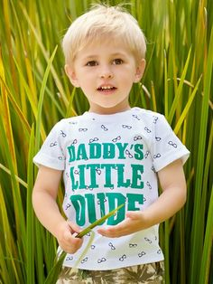 M&Co - Shop online and get the latest looks for women, men, kids and the home plus free delivery when you spend or more M&CO Daddys Little, Looking For Women, Boy Fashion, My Boys, T Shirt, Kids, Fashion For Boys, Supreme T Shirt, Young Children