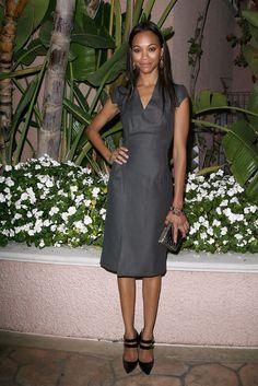 Zoe Yadira Saldaña Nazario was born June 19, 1978