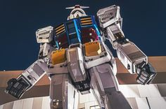 """RX-78-2"" - The Gundam Statue of Odaiba Tokyo [4676 x 3097][OC]"