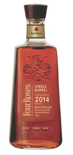 Four Roses 2014 Limited Edition Single Barrel Bourbon