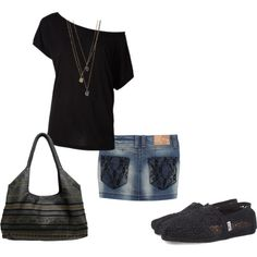 """Mini"" by mcdowelln on Polyvore"