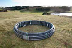 Pre-insulated pipe for ground-source heat pumps Our Pipe is Manufactured here in the UK view more information at www.rehau.co.uk/groundsource