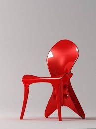 Patio Furniture Minimalist and Futuristic Design, Cala Chair by Velichko Velikov - Home Design Inspiration