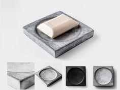 The Armory Co | Base - concrete soap dish