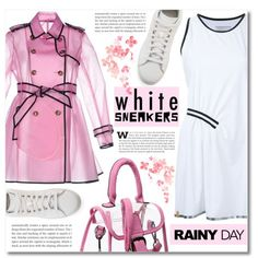 how to wear sneakers with a dress 3