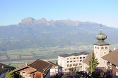 Liechenstein - one of the most beautiful and princely countries I have recently visited.