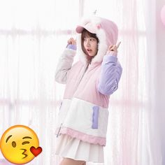 Mori Girl Jacket on Mori Girl の森ガール.Mori Fairy Winter Cotton-Padded Jacket Girly Plush Coat the best choice for you to go out or work !