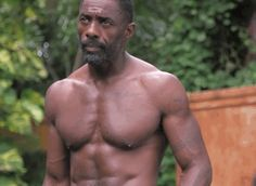 my new plaid pants Idris Elba Body, Michael B Jordan, Plaid Pants, Swimwear, Naked, Horror, Google, Image, Movies